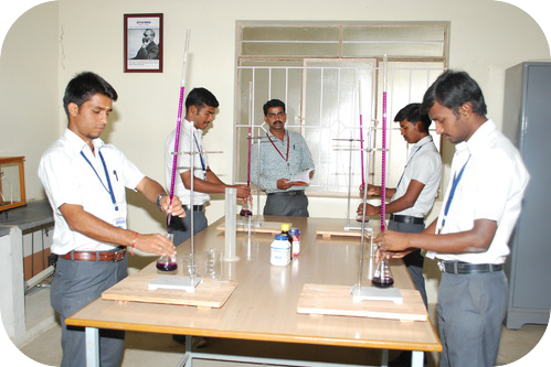 physical sci lab